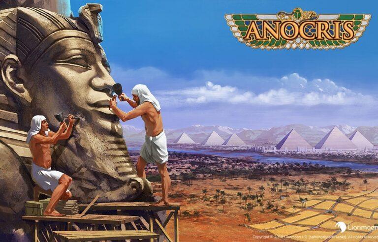 annocris realtime strategie z egypta