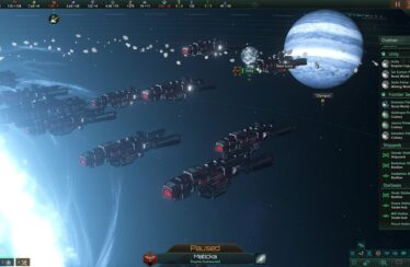 Stellaris flotila