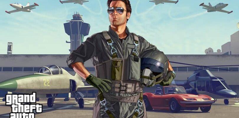 GTA V Flight School