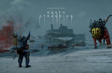 death stranding - kojima productions
